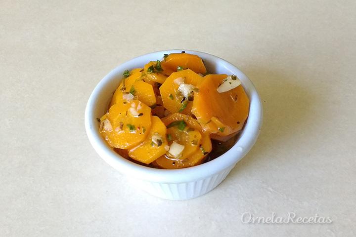 Escabeche De Zanahorias Ornela Recetas Prepara ingredientes, enciende el horno y sigue los pasos que te damos. escabeche de zanahorias